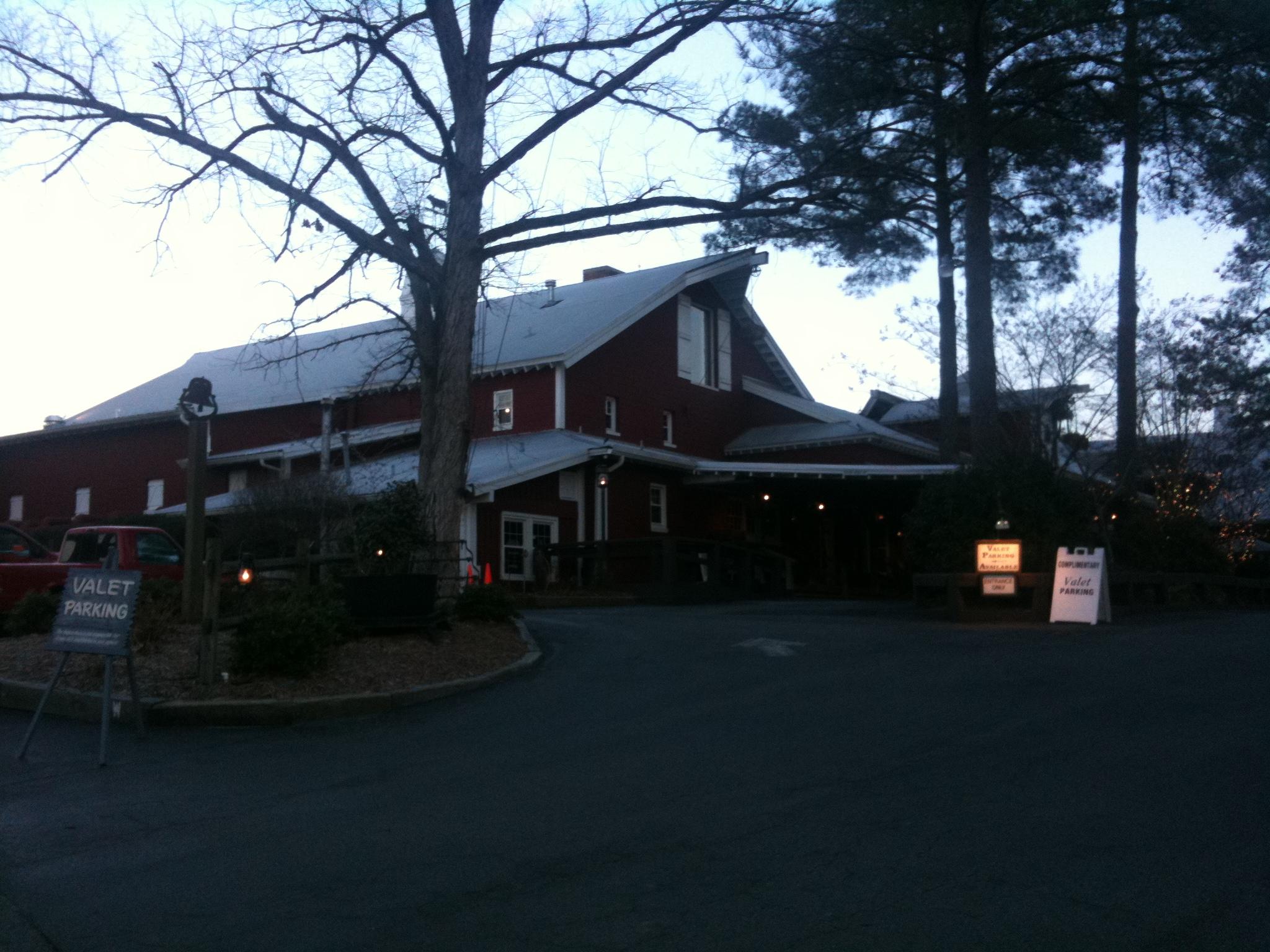 Angus Barn in Raleigh